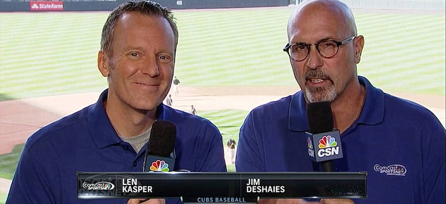 Wrigleyville Nation Ep 81 – Guest: Len Kasper, Talking Broadcasting, 2016 Cubs, & More