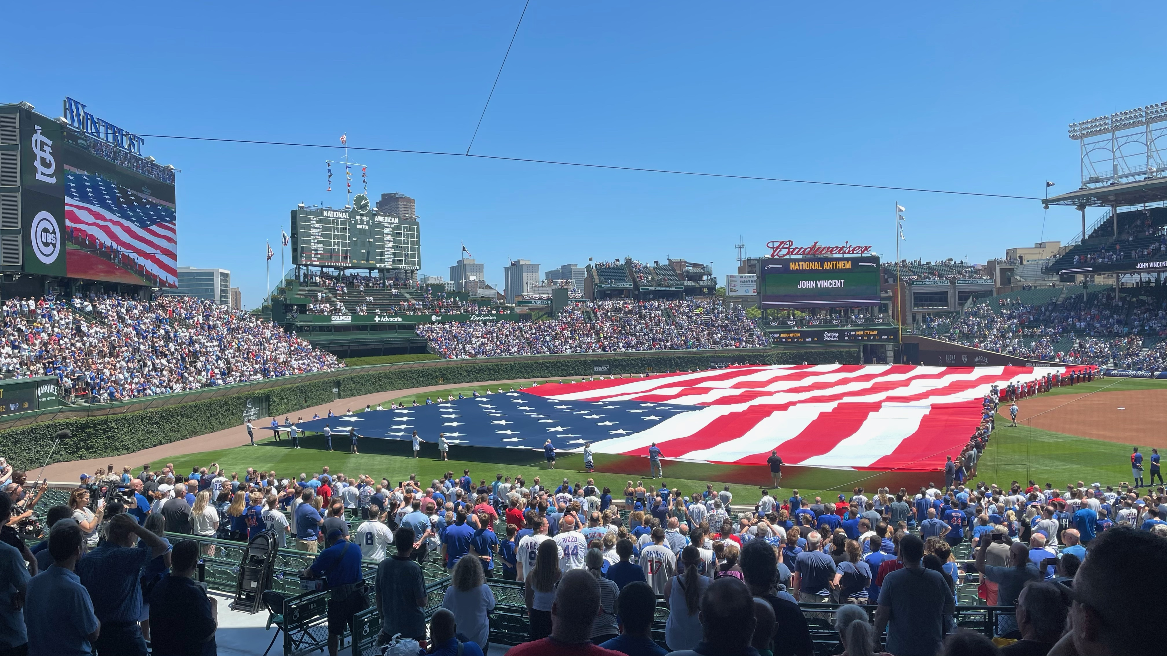 Wrigleyville Nation Ep 254 – Evan Altman, Cubs Sweep Cardinals, First Place, Mets Preview, & More