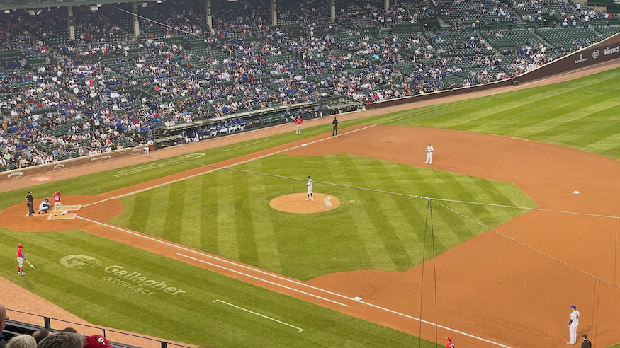 Wrigleyville Nation Ep 258 –  Jared Wyllys, Cubs Continue to Lose, Willson Comments, Clubhouse, Draft, & More