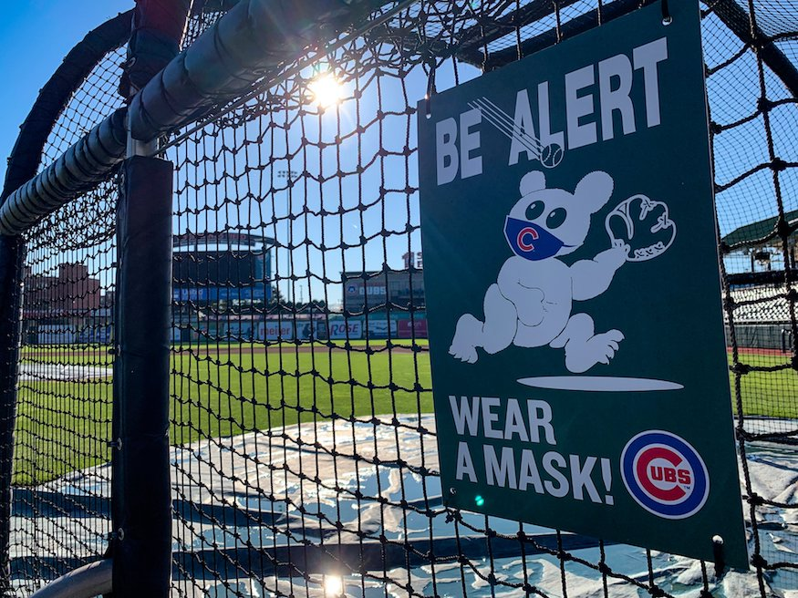 Wrigleyville Nation Ep 224 – Guest: Sean Sears, Cubs Season Preview, Testing Concerns, Rooftops, & More