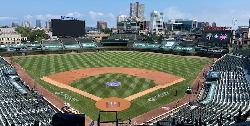 Wrigleyville Nation Ep 226 – Guest: Jared Wyllys, Cubs Opening Weekend, MLB COVID Outbreak, & More