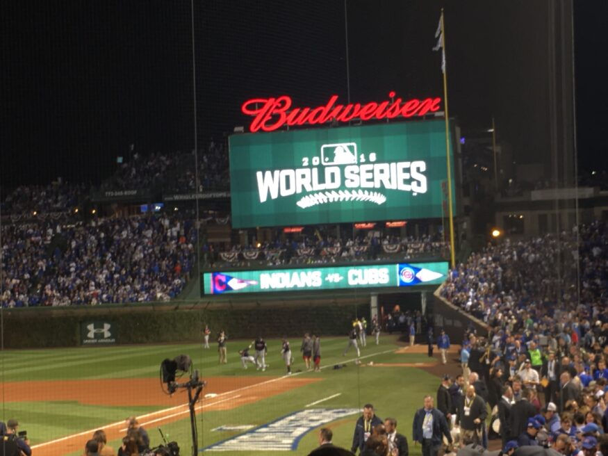 Wrigleyville Nation World Series 16 Sp Ep – Cubs World Series Recap & Experience, Game 6 preview